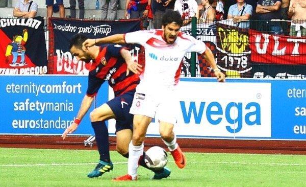 Sudtirol-Cosenza 1-0: gol di Cia al 90′
