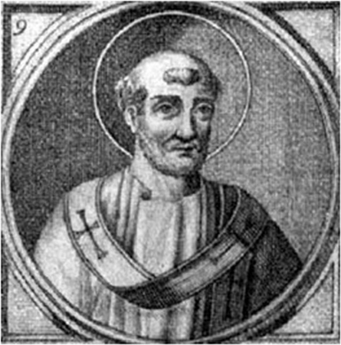 Papa Telesforo (Pontefice tra il 127-128 e il 137-138)
