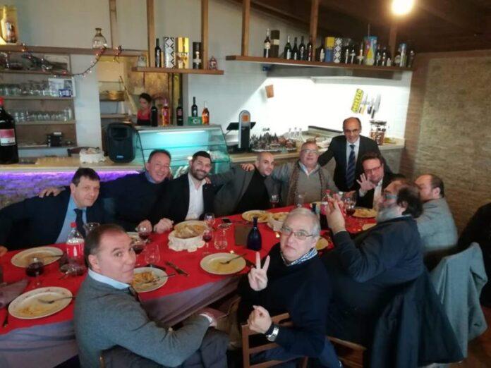 Il pranzo di Natale del Circolo della stampa di Cosenza