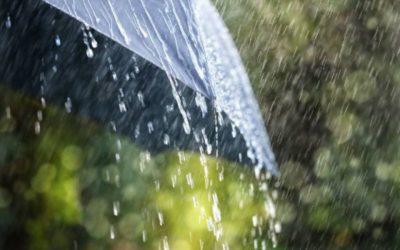 in arrivo pioggia