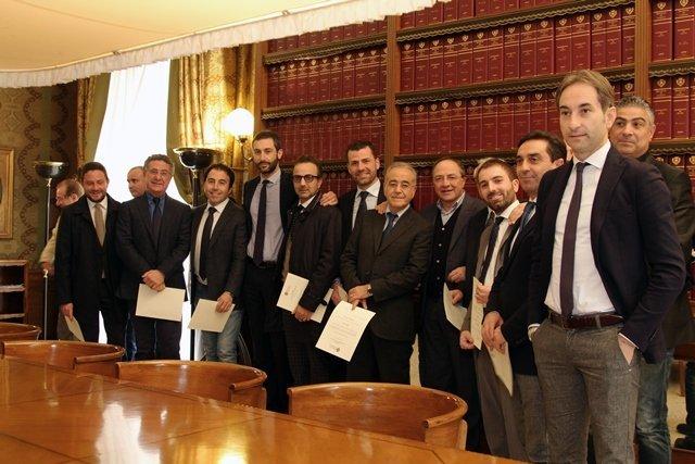 """PROVINCIA: Due anni di impegno nella """"Casa dei Comuni"""""""