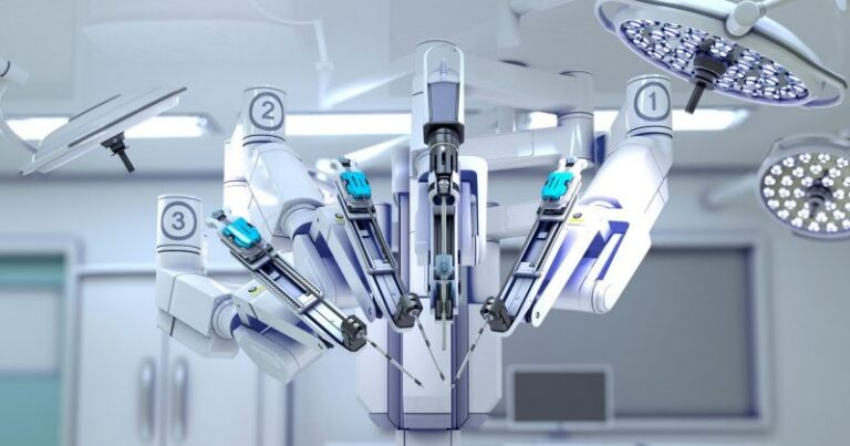 Catanzaro all'avanguardia con la chirurgia robotica