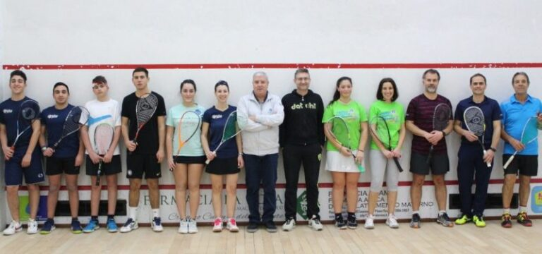La Squash Scorpion Rende prosegue la corsa