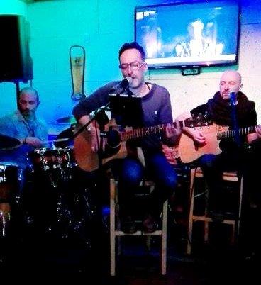 Acoustic Skin, il trio delle meraviglie alla Stube Paulaner