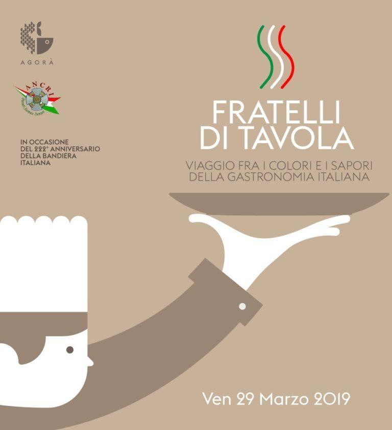 Il Tricolore italiano nei piatti di Rizzo