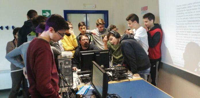 progetto scuola speaker