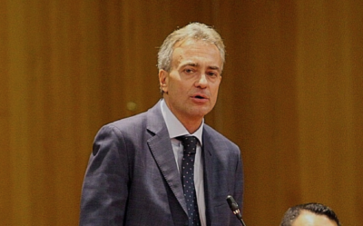 consigliere regionale Gianluca Gallo