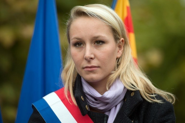 Marion Marechal Le Pen domani al santuario di Paola
