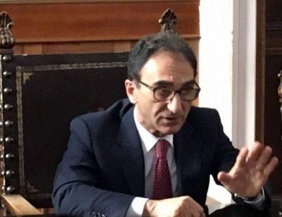 rifiuti presidente ato Abramo scrive alla regione