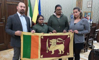 amministrazione di catanzaro vicina alla comunità cingalese