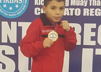 antonio ciraulo Kick Boxing Cosenza
