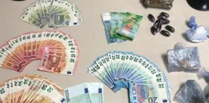soldi e droga un arresto a Mileto