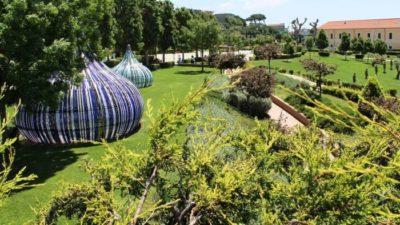 sculture artisti internazionali Parco Biodiversità