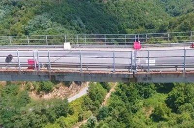 In Calabria ponti pericolosi e strade da terzo mondo