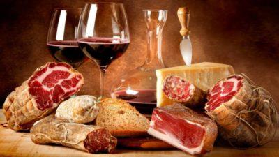 Saracena Wine Festival prodotti tipici calabresi