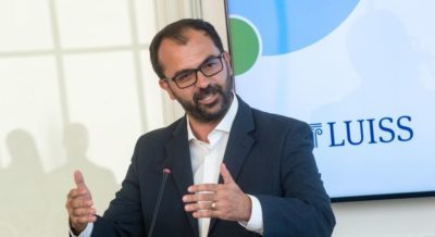 lorenzo fioramonti vice ministro istruzione Unical