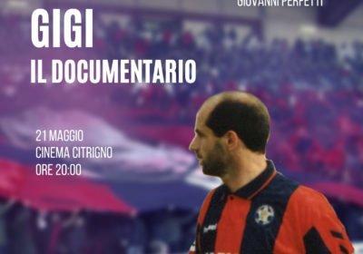 Cinema Citrigno proiezione documentario Gigi Marulla