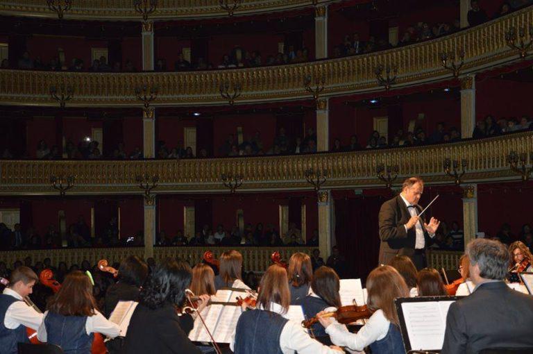 La Giovane Orchestra di Cerisano prosegue spedita lungo il cammino del successo