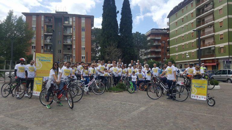 Tutti in bici con Mimmo Talarico