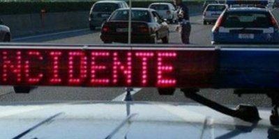 incidente stradale A2 perde la vita una donna