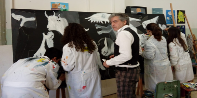 Catanzaro, professore Giovanni Curto Istituto Galati