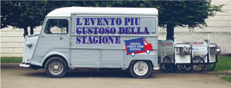 """Arriva a Cosenza l'appuntamento con lo """"Street food"""""""