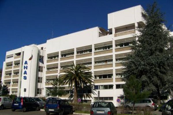 Anas chiuso ufficio A2 Mediterraneo Cosenza