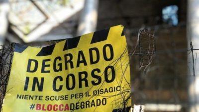 Ance Cosenza aderisce all'iniziativa #bloccadegrado