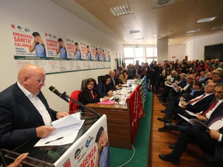 Emergenza sanità in Calabria, interviene Oliverio