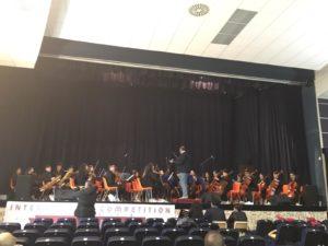 Trebisacce, giovane orchestra di Cerisano e direttore Zecca
