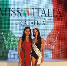 conferenza stampa miss italia in calabria