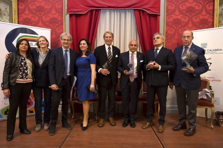 """Premio """"Csain e Unindustria Calabria: oltre 240 riconoscimenti ad atleti calabresi"""