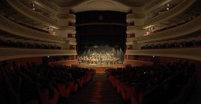 conservatorio Tchaikovsky Politeama Catanzaro