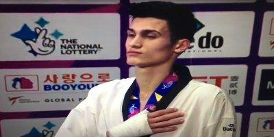 simone alessio campione mondiale taekwondo