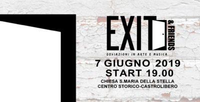 """12 musicisti e una visual artist per """"Exit & Friends"""""""