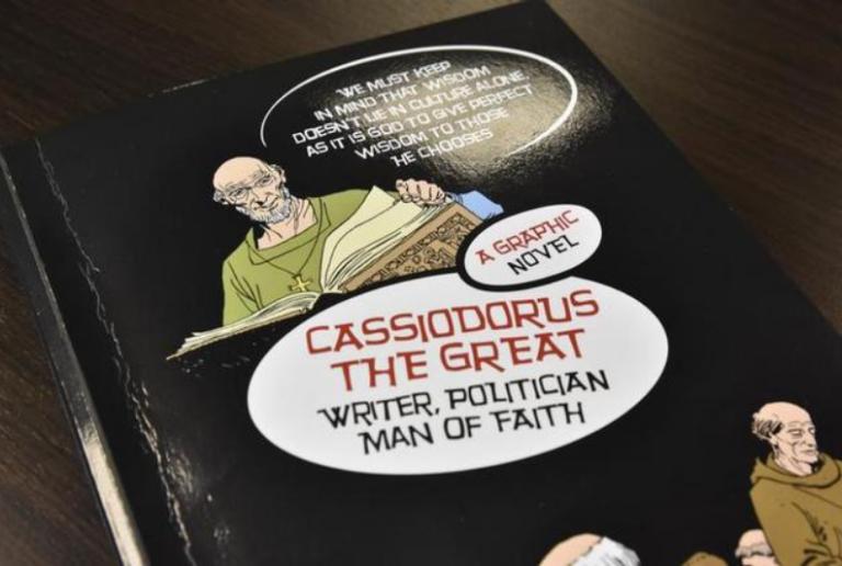 """Presentato il fumetto """"Cassodorius the great"""""""