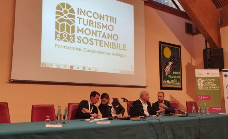 """Successo per la """"prima"""" di """"Incontri di Turismo Montano e Sostenibile"""""""