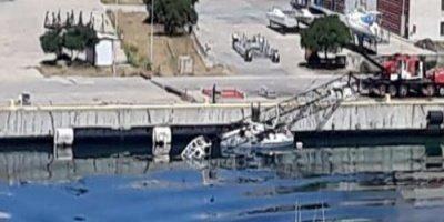Tragedia a Gioia Tauro, operaio muore schiacciato da una barca