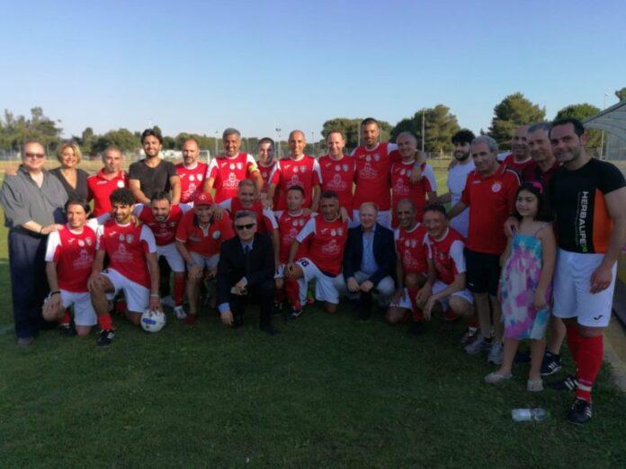 squadra calcio medici Cosenza