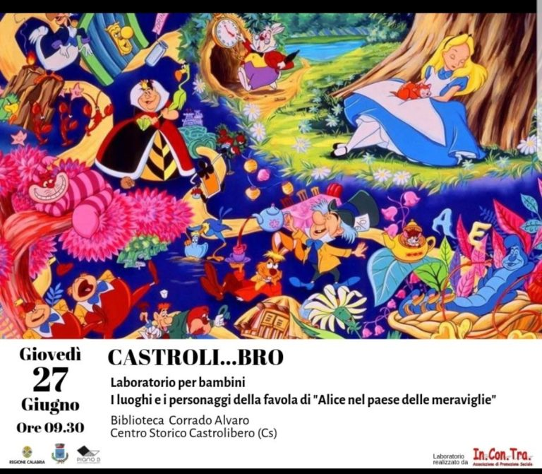 """Castro…libro, alla riscoperta della biblioteca """"Alvaro"""""""