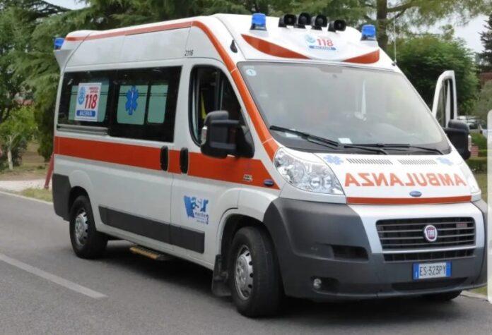 ambulanza 118 covid cassano ionio