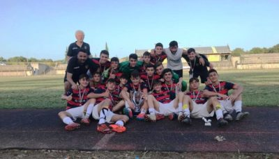 trionfo under 15 memorial rocco nocera cosenza calcio