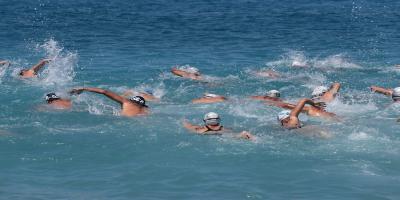 Nuoto, tutto pronto per il Secondo trofeo Isola di Cirella (Fotogallery)