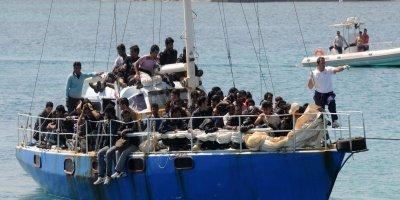 Sbarco di migranti sulle coste dello Jonio cosentino