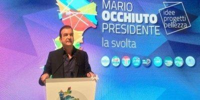 mario occhiuto presentazione candidatura presidente regione lamezia