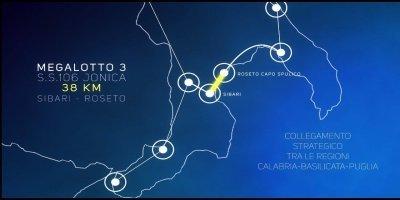 megalotto 3 strada statale 106 ionica