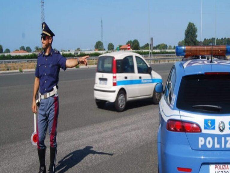 """Proseguono i controlli della Polizia previsti dal progetto """"Il blu … nell'estate"""""""