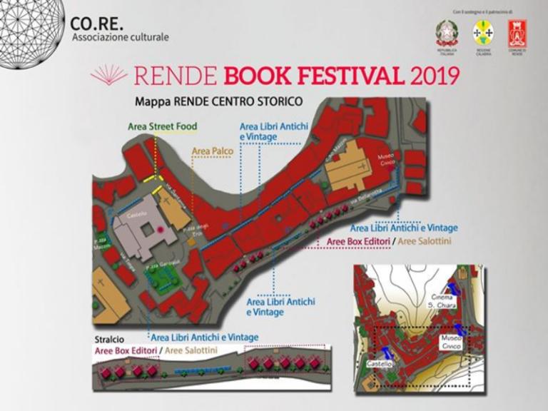 """Tutto pronto per """"Rende book Festival"""", la presentazione venerdì 19 luglio"""