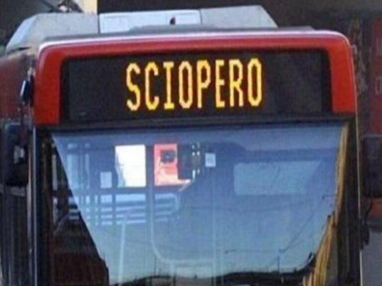 Sciopero nazionale dei trasporti, disagi anche in Calabria