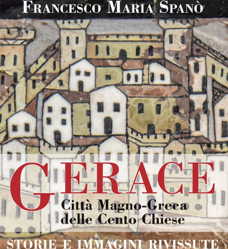 Janet De Nardis madrina della cultura a Gerace per  presentazione del libro di Francesco Maria Spanò